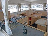 thumbnail-8 Lagoon-Bénéteau 38.0 feet, boat for rent in Saronic Gulf, GR