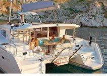thumbnail-6 Lagoon-Bénéteau 39.0 feet, boat for rent in Ionian Islands, GR