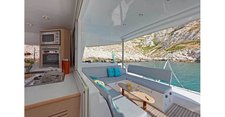 thumbnail-6 Lagoon-Bénéteau 39.0 feet, boat for rent in Ionian Islands, GR