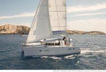 thumbnail-1 Lagoon-Bénéteau 39.0 feet, boat for rent in Ionian Islands, GR