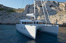 thumbnail-1 Lagoon-Bénéteau 39.0 feet, boat for rent in Saronic Gulf, GR