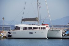 thumbnail-16 Lagoon-Bénéteau 39.0 feet, boat for rent in Saronic Gulf, GR