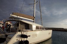 thumbnail-14 Lagoon-Bénéteau 39.0 feet, boat for rent in Saronic Gulf, GR