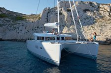thumbnail-7 Lagoon-Bénéteau 39.0 feet, boat for rent in Saronic Gulf, GR