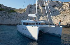 thumbnail-2 Lagoon-Bénéteau 39.0 feet, boat for rent in Saronic Gulf, GR