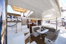 thumbnail-32 Lagoon-Bénéteau 39.0 feet, boat for rent in Zadar region, HR