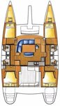 thumbnail-31 Lagoon-Bénéteau 39.0 feet, boat for rent in Zadar region, HR