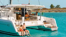 thumbnail-7 Lagoon-Bénéteau 41.0 feet, boat for rent in Saronic Gulf, GR