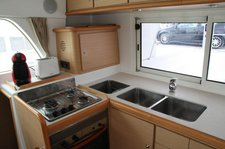 thumbnail-6 Lagoon-Bénéteau 44.0 feet, boat for rent in Saronic Gulf, GR