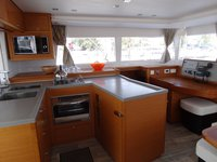 thumbnail-22 Lagoon-Bénéteau 45.0 feet, boat for rent in Saronic Gulf, GR