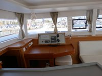 thumbnail-14 Lagoon-Bénéteau 45.0 feet, boat for rent in Saronic Gulf, GR