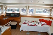 thumbnail-15 Lagoon-Bénéteau 45.0 feet, boat for rent in Saronic Gulf, GR