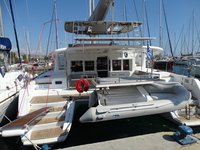 thumbnail-24 Lagoon-Bénéteau 45.0 feet, boat for rent in Saronic Gulf, GR