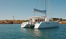 thumbnail-12 Lagoon-Bénéteau 45.0 feet, boat for rent in Saronic Gulf, GR