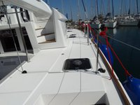 thumbnail-18 Lagoon-Bénéteau 45.0 feet, boat for rent in Saronic Gulf, GR