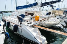 thumbnail-1 Nautitech Rochefort 44.0 feet, boat for rent in Ionian Islands, GR