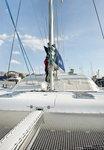 thumbnail-2 Nautitech Rochefort 47.0 feet, boat for rent in Saronic Gulf, GR