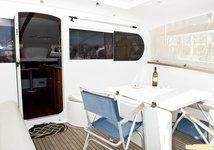 thumbnail-11 Nautitech Rochefort 47.0 feet, boat for rent in Saronic Gulf, GR
