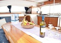 thumbnail-5 Nautitech Rochefort 47.0 feet, boat for rent in Saronic Gulf, GR