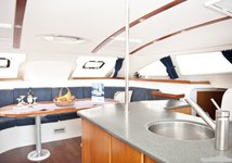 thumbnail-4 Nautitech Rochefort 47.0 feet, boat for rent in Saronic Gulf, GR