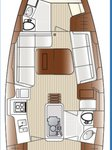 thumbnail-9 Sunbeam Yachts 40.0 feet, boat for rent in Istra, HR