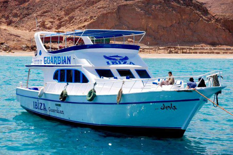 Amazing trip in the Red Sea - Egypt