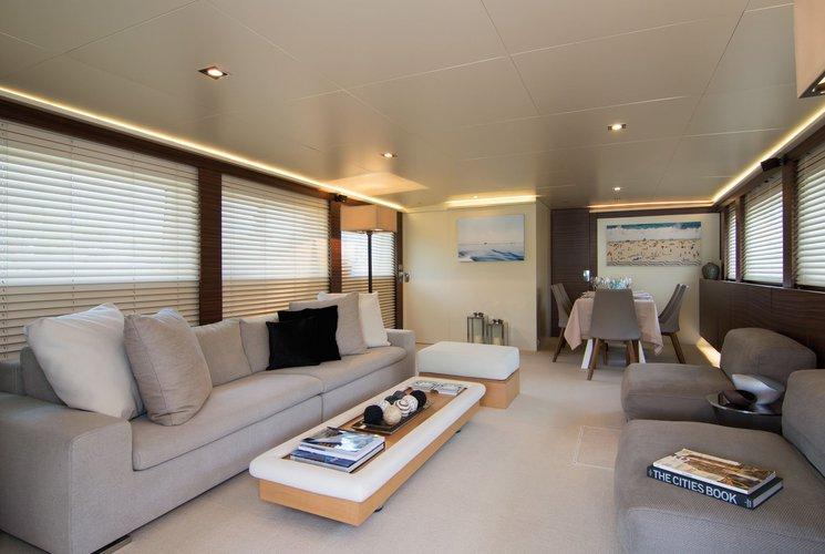 Mega yacht boat rental in Alimos, Athens, Greece,