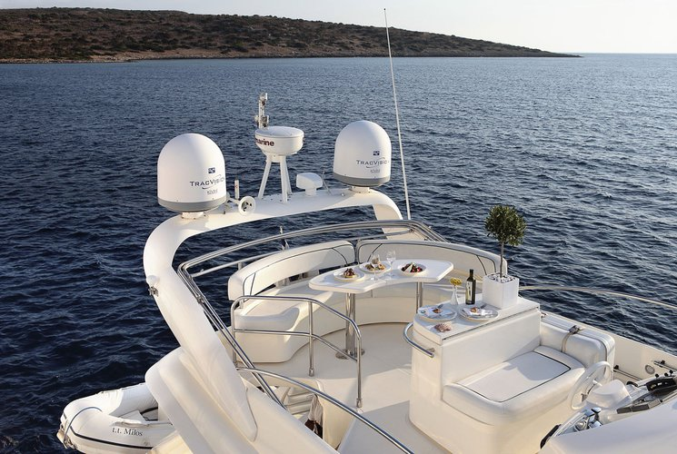Express cruiser boat rental in Alimos, Athens, Greece,