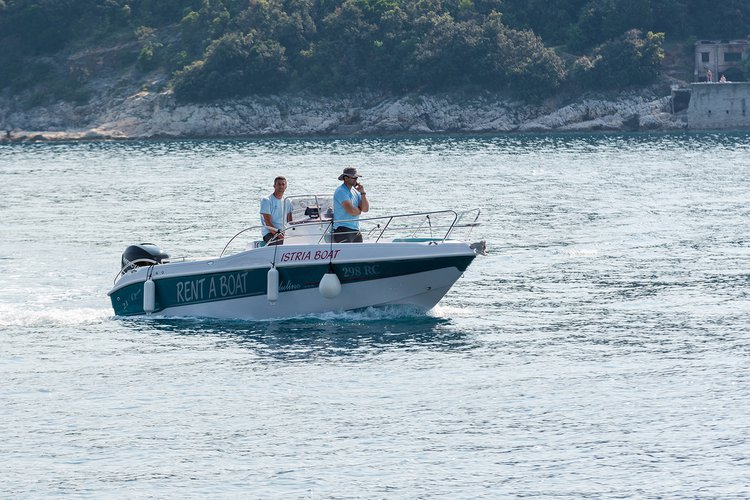 Other boat for rent in Istra