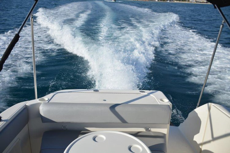 Boating is fun with a Other in Šibenik region