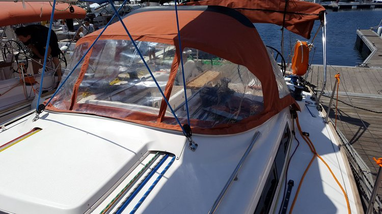 Boat for rent AD Boats 37.0 feet in Marina Spinut, Split,
