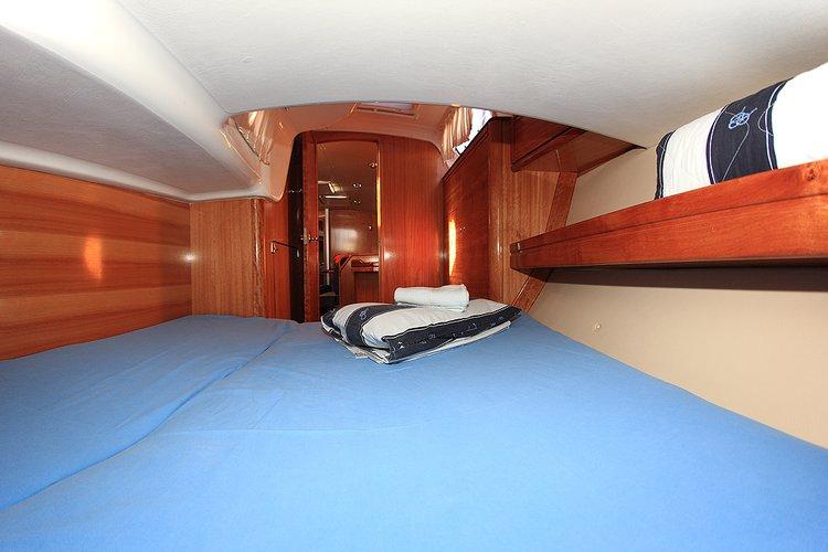 Discover Zadar region surroundings on this Bavaria 40 Cruiser Bavaria Yachtbau boat