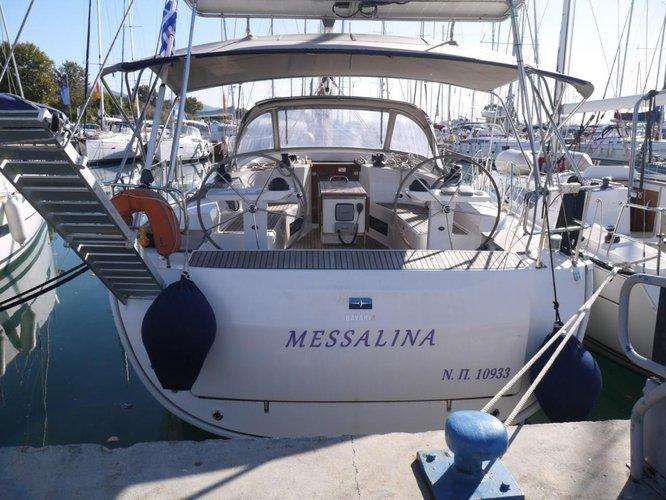 Boat for rent Bavaria Yachtbau 46.0 feet in Athens - Marina Alimos (Kalamaki),