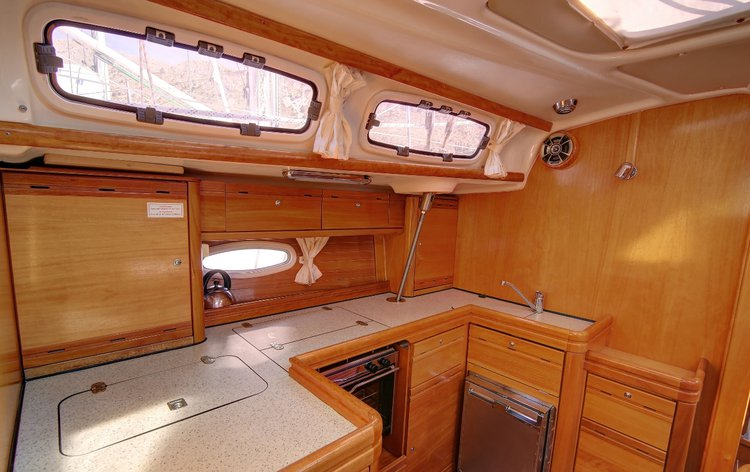Bavaria Yachtbau's 47.0 feet in Dubrovnik region