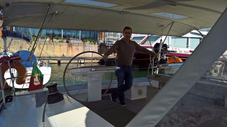 Boat for rent Bavaria Yachtbau 54.0 feet in Lisboa,