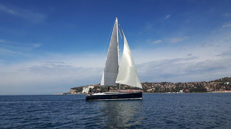 Discover Split region surroundings on this Bavaria C57 Bavaria Yachtbau boat