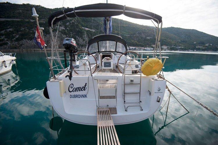 Bénéteau's 39.0 feet in Dubrovnik region