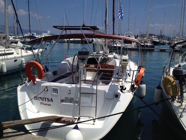 Bénéteau's 39.0 feet in Ionian Islands