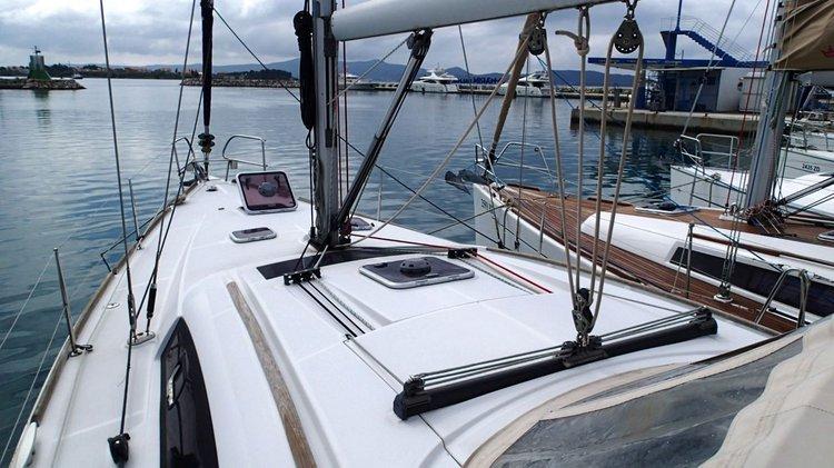 Bénéteau's 42.0 feet in Zadar region