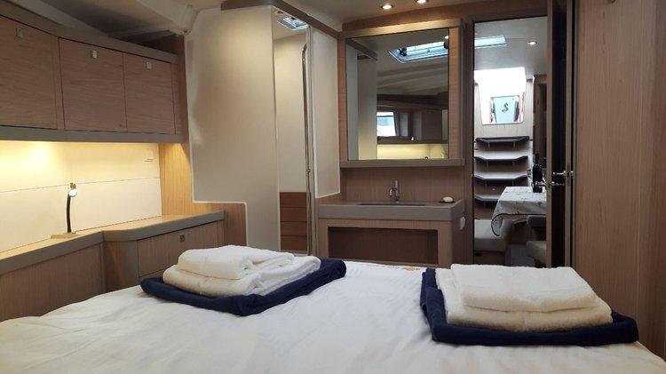 Boat for rent Bénéteau 46.0 feet in Marina Split - ACI ,