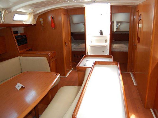 Boat for rent Bénéteau 51.0 feet in Marina Dalmacija, Sukosan,