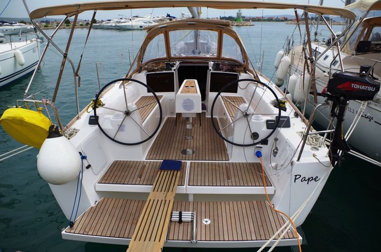 Dufour Yachts's 33.0 feet in Zadar region