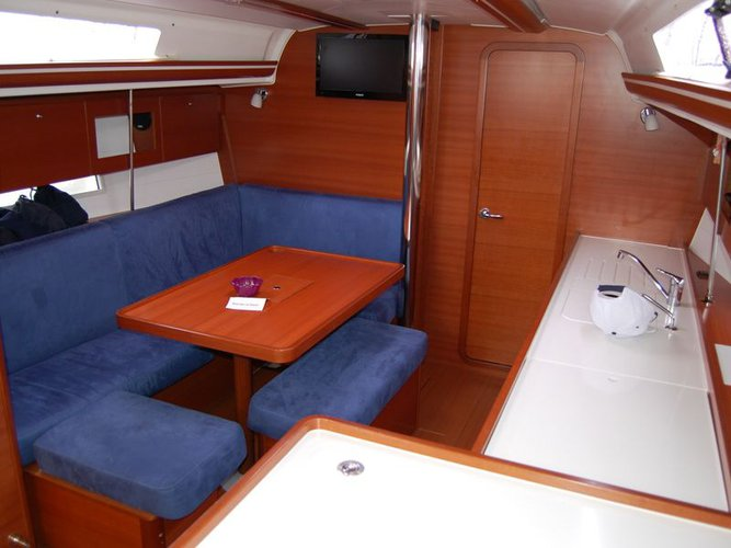 Discover Zadar region surroundings on this Dufour 375 GL Dufour Yachts boat