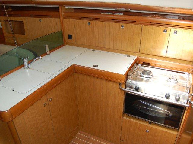 Boat for rent Jeanneau 35.0 feet in Marina Dalmacija, Sukosan, Croatia
