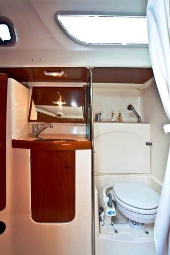 Discover Split region surroundings on this Sun Fast 43 Jeanneau boat