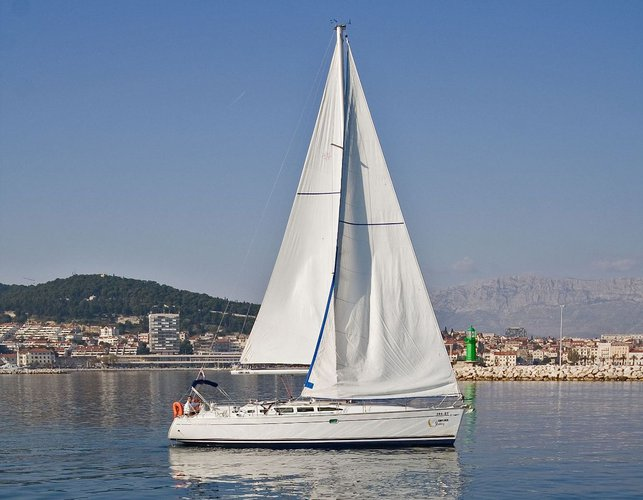 The best way to experience Split region is by sailing