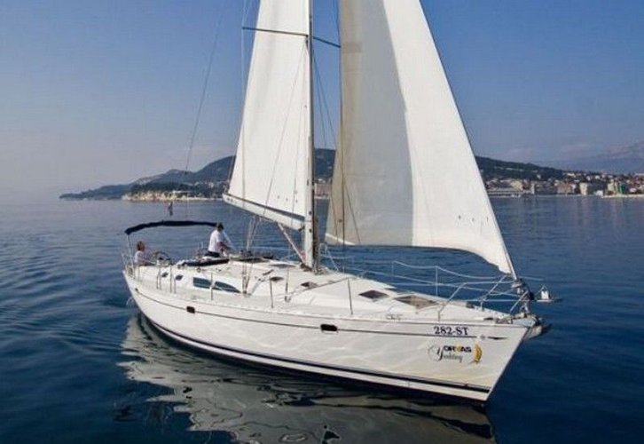 Boat for rent Jeanneau 46.0 feet in Marina Split - ACI , Croatia
