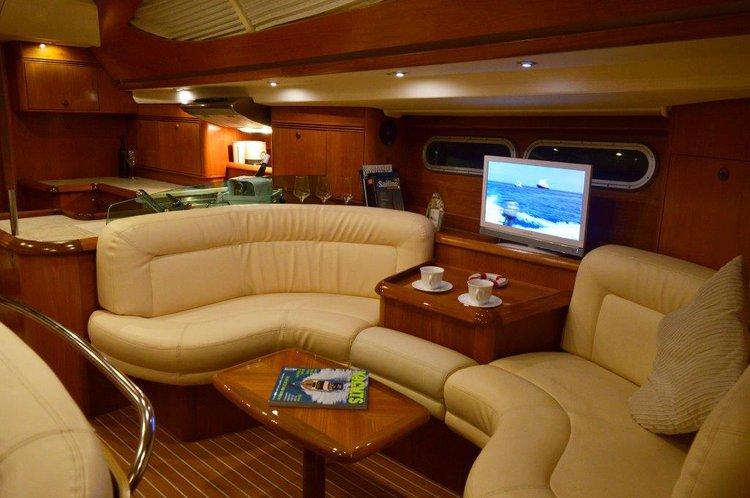 Boat for rent Jeanneau 54.0 feet in Marina Split - ACI ,