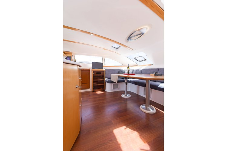 Catamaran boat rental in Lavrion,