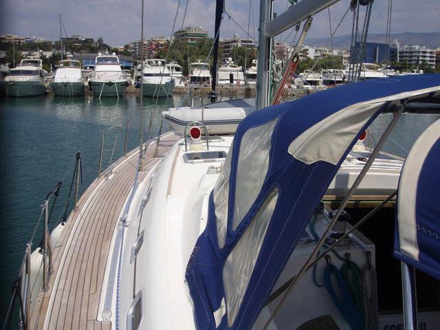 Ocean Star's 54.0 feet in Saronic Gulf